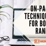 On-Page SEO Techniques 2020 for Boosting Ranking