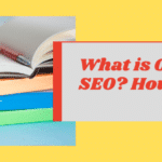 What is off-page in SEO? How to do?